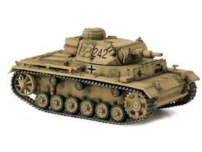 Dragon - Panzer III. Ausf.N, sPzAbt 501, Tunis, 1943, 1/72