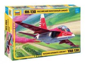 Zvezda - Yakovlev Yak-130, Model Kit 7316, 1/72