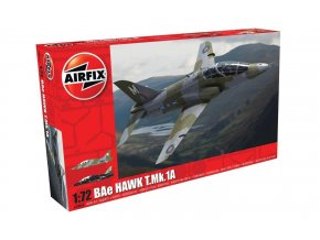 Airfix - Bae Hawk T1, Classic Kit A03085A, 1/72