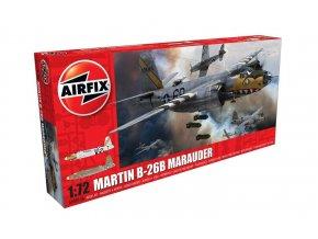 Airfix - Martin B-26B Marauder, Classic Kit A04015A, 1/72