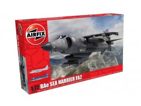 Airfix - BAe Sea Harrier FA2 , Classic Kit A04052A, 1/72