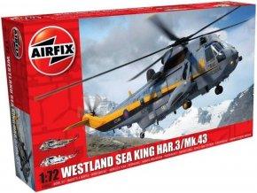 Airfix - Westland Sea King HAR.3/Mk.43, Classic Kit A04063, 1/72
