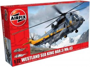 Airfix - Westland Sea King HAR.3/Mk.43, Classic Kit A04063, 1/72