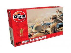 Airfix - figurky Afrika Coprs, Classic Kit A00711, 1/72