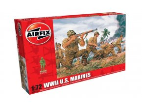 Airfix - figurky US Marines, Classic Kit A00716, 1/72