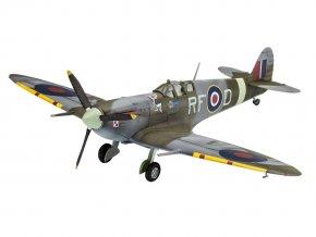 Revell - Supermarine Spitfire Mk.Vb, Model Set 63897, 1/72