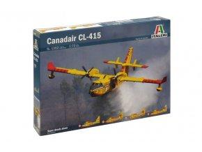 Italeri - Canadair CL-415, Model Kit letadlo 1362, 1/72