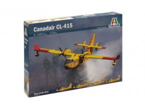 Italeri - Canadair CL-415, Model Kit letadlo 1362, 1/72