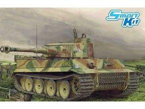 Dragon - Tiger I., divize Das Reich, Model Kit 6885, 1/35
