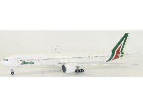 JC Wings - Boeing  B 777-3Q8ER, dopravce Alitalia, Itálie, 1/200