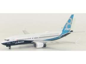 JC Wings - Boeing B 737 Max 8, Boeing Aircraft Company, USA, 1/200