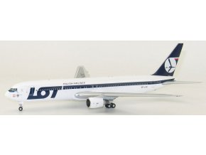 JC Wings - Boeing  B767-35D, dopravce LOT Polish Airlines, Polsko, 1/200