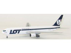 JC Wings - Boeing  B767-35D, dopravce LOT Polish Airlines, Polsko, 1/200