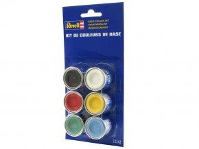 Revell - Sada barev Email Color 32342 - Basic