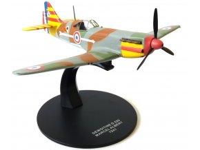 Atlas Models - Dewoitine D.520, francouzské letectvo, Marcel Albert, 1941, 1/72