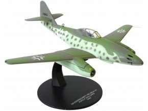 Atlas Models - Messerschmitt Me-262 A-1A Schwalbe, Luftwaffe, Adolf Galland, 1945, 1/72