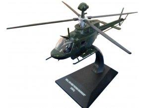 Altaya/IXO - Bell OH-58D Kiowa Warrior, US Army, 1/72, SLEVA 20%