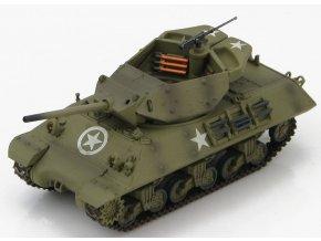 HobbyMaster - M10 Wolverine, US Army 803rd Tank Destroyer Btn, Anglie, 1944, 1/72
