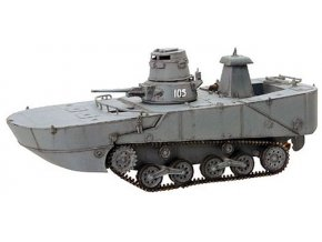 Dragon Armor - Mitsubishi Type 2 Ka-Mi, obojživelný tank, 1/72