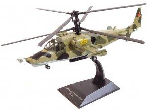 Altaya/IXO - Kamov Ka-50 Blackshark, ruská armáda, 1/72