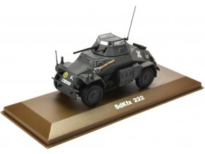 Atlas Models - Sd.Kfz.222, Wehrmacht, 1/43