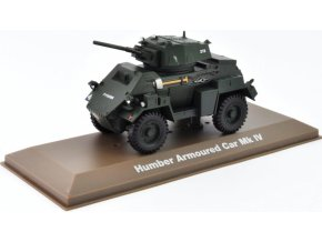Atlas Models - Humber Mk.IV, britská armáda, 1/43