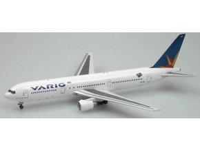 Aviation 400 - Boeing  B 767-3Y0ER, dopravce VARIG, Brazílie, 1/400