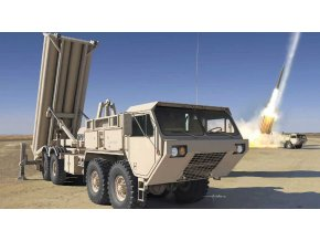Dragon - M1120 THAAD protiletadlový raketový komplet, 1/35, Model Kit 3605