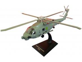 Altaya/IXO - Sikorsky MH-60 Seahawk, brazilské námořnictvo, 1/72, SLEVA 40%