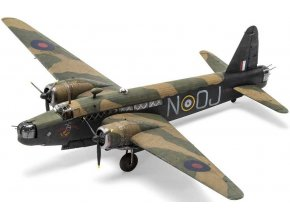 Airfix - Vickers Wellington Mk.IC, Classic Kit A08019, 1/72