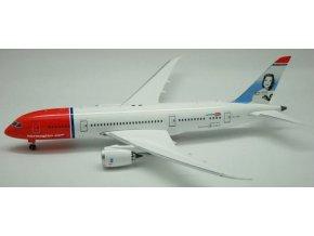 Phoenix - Boeing B787-8FZ, dopravce Norwegian Air Shuttle, Norsko, 1/200