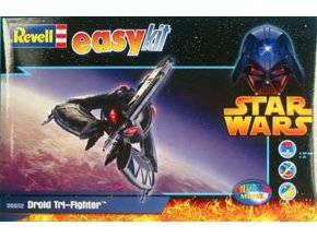 Revell - Star Wars - Droid Tri-Fighter, EasyKit SW 06652