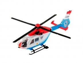 Revell - Eurocopter EC 135, Polizei, EasyKit vrtulník 06635, 1/72