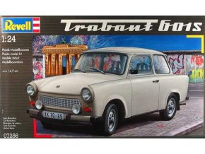Revell - Trabant 601S Limousine, Plastic ModelKit 07256, 1/24