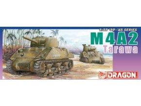 Dragon - M4A2 Sherman, Tarawa, Model Kit tank 6062, 1/35