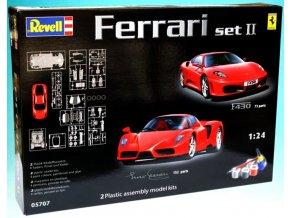 Revell - Ferrari, Gift-Set 05707, 1/24
