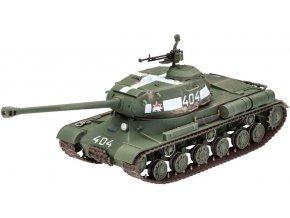 Revell - JS-2 / IS-2, sovětská armáda, Plastic ModelKit tank 03269, 1/72
