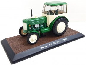 Atlas Models - Zetor Z 50 Super, 1966, 1/32