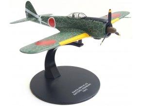 Atlas Models - Nakajima Ki-43 Hayabusa, japonské císařské letectvo, Satoru Anabuki, 1943, 1/72