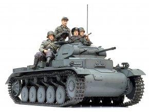 Dragon - Pz.Kpfw II Ausf. B, Model Kit tank 75025, 1/6