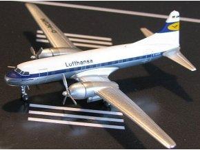 AeroClassic - Convair CV-440, dopravce Lufthansa, Německo, 1/400