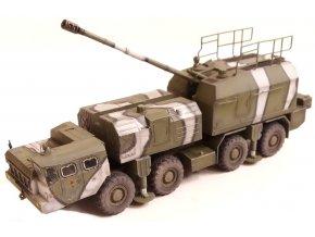 Model Collect - dělostřelecký komplex A-222 Bereg, ruské námořnictvo, 1/72