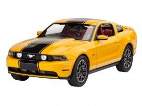 Revell - 2010 Ford Mustang GT, Model Set auto 67046, 1/25