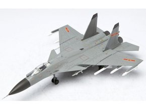 Air Force One - Shenyang J-15 Flying Shark, PLAAF, Čína,  1/72