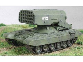Model Collect - raketový systém TOS-1, sovětská armáda, 1989, 1/72
