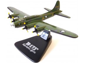 Altaya/IXO - Boeing B-17F Flying Fortress, Memphis Belle, Spojené Státy, 1/144