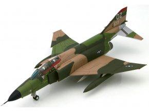 HobbyMaster - McDonnel Douglas RF-4C Phantom II, USAF 14th TRS, Bob Mock a John Stiles, Thajsko, 1972, signovaná edice,1/72