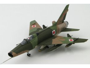HobbyMaster - F-100D Super-Sabre, turecké letectvo, 1970, 1/72