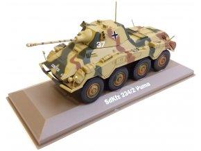 Atlas Models - Sd.Kfz. 234/2 Puma, Wehrmacht, 1/43