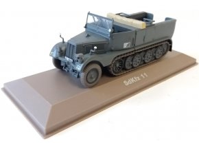 Atlas Models- Sd.Kfz.11, Wehrmacht, 1/43
